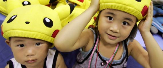 Pokemon Go inspires New Baby Names