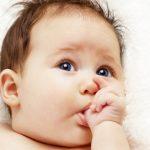 Thumb-Sucking Habit in baby
