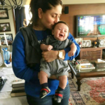 Taimur Ali Khan : Parents - Kareena Kapoor & Saif Ali Khan. Meaningin Turkish is Iron
