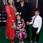 Zene Zoe and Zeke Zidaan : Parents - Arshad Warsi & Maria Goretti. Meaning: Zeke (Shooting star), Zene (Beautiful)