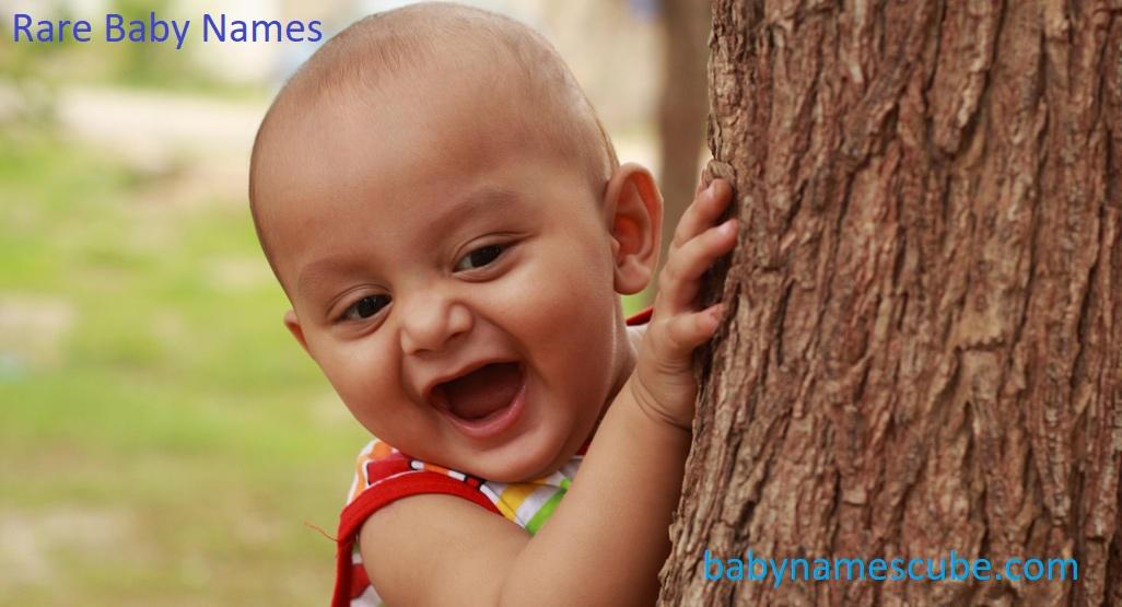 Rare Baby Names (Boys and Girls)