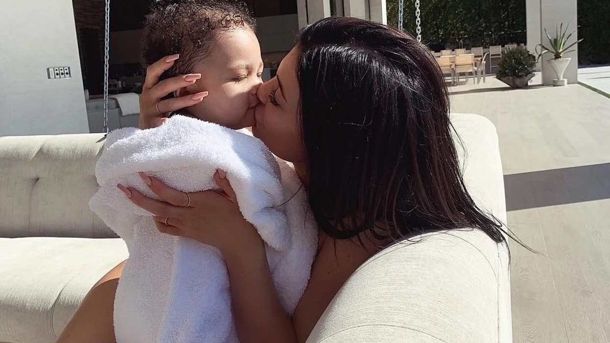 Kylie Jenner Picked a Super Ordinary Name Stormi for Her Daughter